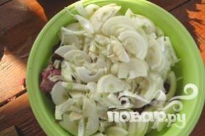 Шашлык из баранины - фото шаг 5