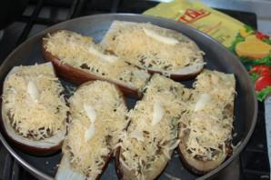 Лучший рецепт фаршированных баклажанов с грибами и майонезом - фото шаг 10
