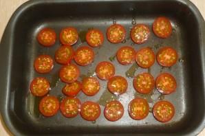 Тосты с авокадо и печеными томатами - фото шаг 1