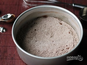 Шоколадный пирог без яиц - фото шаг 2
