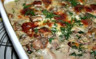 Мясо в духовке с подливкой - фото шаг 7