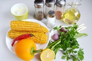 Мексиканский салат из кукурузы - фото шаг 1