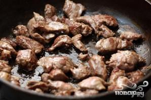 Мясо с черносливом - фото шаг 2
