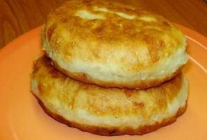 Пирожки на кефире жареные - фото шаг 6