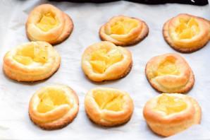 Творожное печенье с апельсином - фото шаг 9