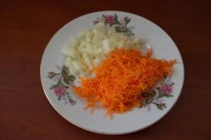 Суп с макаронами и мясом - фото шаг 3