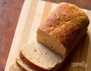 Рецепт пшеничного хлеба в духовке - фото шаг 5