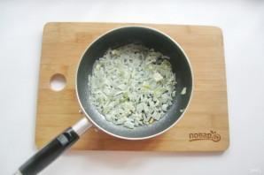 Удон в сливочном соусе - фото шаг 3