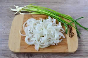 Картофельный гратен с мясом - фото шаг 2