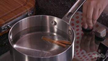 Горячая оранжада - фото шаг 1