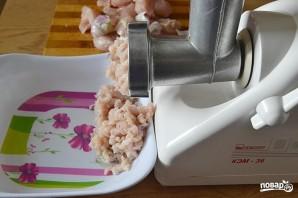 Пельмени куриные - фото шаг 7