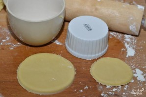 Пирожки с грушами - фото шаг 9