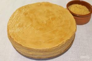Арахисовый торт - фото шаг 15