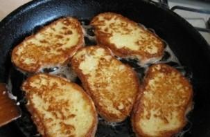Хлеб в кляре - фото шаг 3