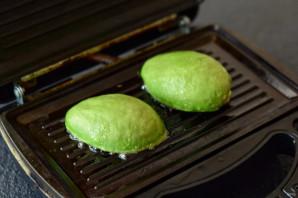 Авокадо на гриле - фото шаг 3