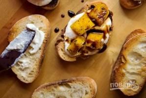 Закуска из тыквы с сыром - фото шаг 4