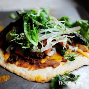 Мексиканская пицца - фото шаг 15