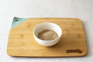 Хлеб из зеленой гречки без дрожжей - фото шаг 3