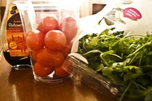 Теплый салат с телятиной - фото шаг 3