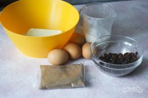 Черемуховый кекс - фото шаг 1