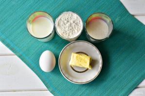 Вафли на молоке в электровафельнице - фото шаг 1
