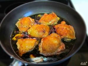 Куриные бедрышки в соевом соусе - фото шаг 3