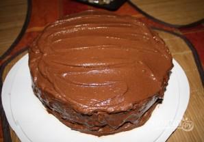 Торт со сметаной - фото шаг 6