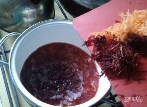 Борщ из цветной капусты - фото шаг 2