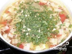 Луковый суп для похудения - фото шаг 7