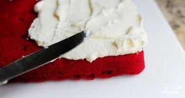 Малиновый десерт - фото шаг 9