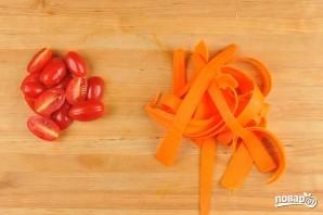 Салат из курицы и сыра - фото шаг 2