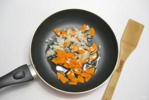 Грибной суп с клецками - фото шаг 4