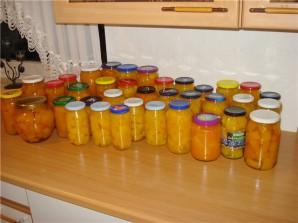 Компот из тыквы с апельсином на зиму - фото шаг 5