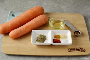 Вяленая морковь - фото шаг 1