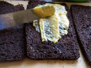 Торт «Апельсиновый шоколад» - фото шаг 6