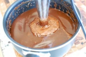 Самодельный шоколадный соус - фото шаг 7
