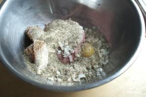 Котлеты, тушенные в подливе - фото шаг 1