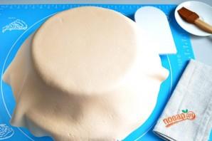 """Торт """"Биткойн"""" - фото шаг 18"""