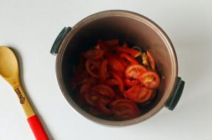 Кус-кус с овощами в мультиварке - фото шаг 4