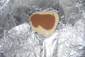 """Торт """"Зебра"""" на кефире - фото шаг 5"""