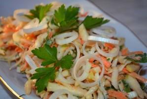 Диетический салат из моркови - фото шаг 7