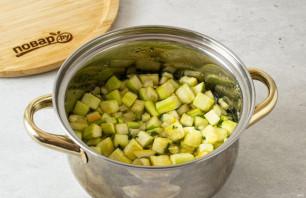 Варенье из кабачков и мяты - фото шаг 6