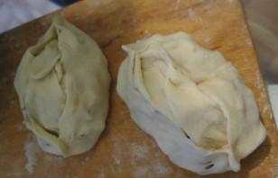 Манты с картошкой и мясом - фото шаг 6