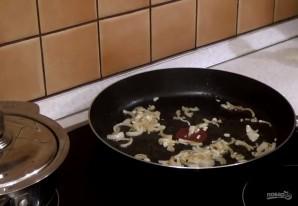 Мясо в сливочно-грибном соусе - фото шаг 2