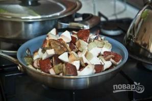 Сливочно-грибной суп - фото шаг 2