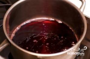 Вишневый соус - фото шаг 3