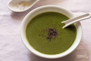 Суп со шпинатом - фото шаг 5