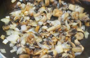 Запеканка с грибами и картофельным пюре - фото шаг 4