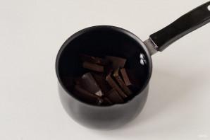 Постный шоколадный мусс - фото шаг 2