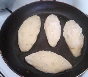 Картофельные зразы с овощами - фото шаг 3